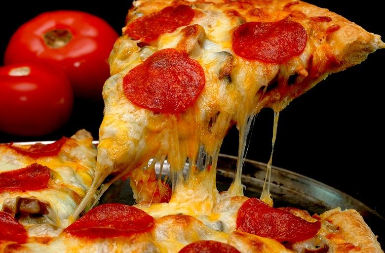 Как готовится пицца